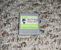 Animal Crossing Official Nintendo GameCube Memory Card 59 Blocks (DOL-008)