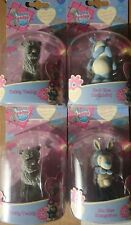 4 x Me to You Tatty Teddy and My Blue Nose Friends Single Characters Figure Gift