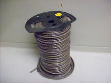 #72) NEW Spool of Electric Wire - 10 Guage Stranded 290' Brown