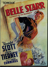 Belle Starr (DVD Nuevo)