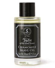 Kamillenrasieröl 1oz Chamomile Shave Oil Antiseptic Taylor of old Bond Street