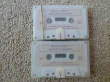 RAMTHA DIALOGUES JZ KNIGHT AND JEFF ON SOULMATES TWO CASSETTE TAPES 1982 RARE