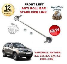 FOR VAUXHALL ANTARA 2006-->ON FRONT LEFT ANTI ROLL BAR STABILISER LINK