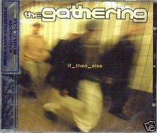 THE GATHERING IF THEN ELSE SEALED CD NEW