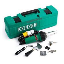 Leister Welder Pavimento layer Tool Kit A 110V Triac S ARIA CALDA-Kit 7