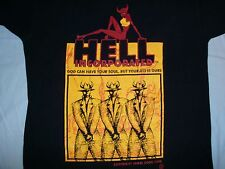 James Cook Hell Incorporated God Can Have Your Soul But Your Ass Is Ours T-Shirt