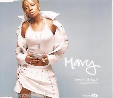 MARY J BLIGE - Love @ First Sight (ft METHOD MAN) (UK 4 Tk Enh CD Single)