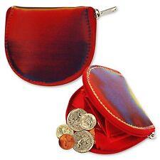Coin Purse Pocket Red Purple Blue Futuristic Lenticular #RONDO-R103#