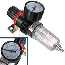 Filtre Régulateur de Pression d'Air avec Séparateur d'Eau Manomètre G14 AFR-2000