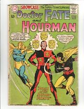 Showcase #56 (Presents Dr. Fate & Hourman) - DC 1965 Silver Age - High Res Scans