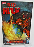 Planet Red Hulk 30 31 32 33 34 35 36 Marvel Comics TPB Trade Paperback New