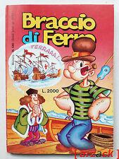 BRACCIO di FERRO N 549 Grafica Editoriale METRO 1990