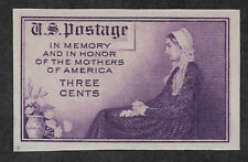 US #754 (1934) 3c Mothers of America - MNGAI - VF/XF