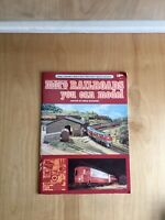 More Railroads You Can Model edited by Mike Schafer Pre-Owned