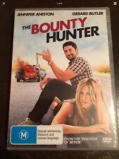 THE BOUNTY HUNTER Gerard Butler New Unsealed DVD R4