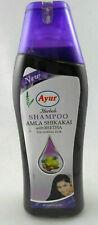 Ayur Ayurveda 500ml Herbal Amla & Shikakai Shampoo w/ Conditioner with Reetha