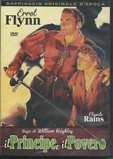 il Principe e il Povero (1937) DVD