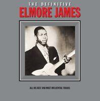 ELMORE JAMES - THE DEFINITIVE 180 GRAMM VINYL  VINYL LP NEW!