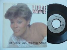 DIONNE WARWICK I'll never love this way again 101201 Pressage France  RTL