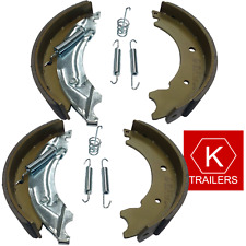 Trailer Brake Shoes Kit - 203X40mm - KNOTT Style - Ifor Williams, Indespension