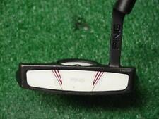 Nice Ping Scottsdale Wolverine H Putter Slight Arc Black Dot 34 inch