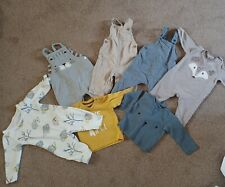baby boy clothes 6-9 /9-12 months , lovely condition from Tu, m&S  etc used