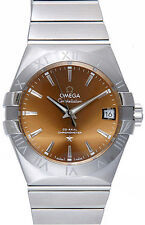 123.10.38.21.10.001 | OMEGA CONSTELLATION | BRAND NEW CO-AXIAL 38MM MEN'S WATCH