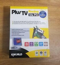 Kworld Plus TV Analog lite PC PVR-TV 7134SE