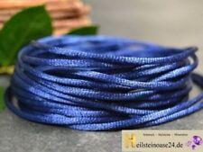 100cm 08-999-03 3mm Seidenband Seidenbänder Seide weiß