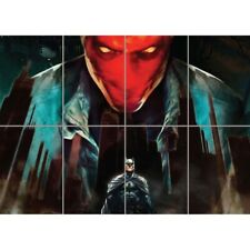 Batman Under The Red Hood Jason Todd Giant Wall Art Picture Print Poster