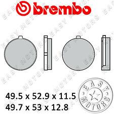 COPPIA PASTIGLIE FRENO BREMBO ANTERIORE SUZUKI GS DB 550 77>78 07SU02.20