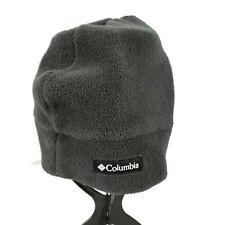 Columbia Warm Winter Microfiber Fleece Beanie Hat Cap Ski Outdoor Youth Sz L/XL