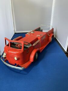 pressed metal rossmoyne fire truck