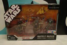 Star Wars Battle Pack Stap Attack NIB