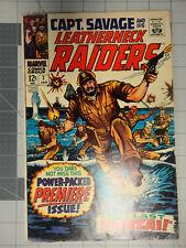 Capt. Savage and his Leatherneck Raiders #1