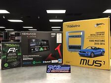 "KENWOOD DDX9904S 6.95"" DVD APPLE CARPLAY ANDROID AUTO IDATALINK KIT MUS1 ADS-MRR"
