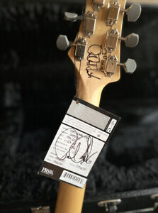 """Paul Reed Smith SIGNED """"1st One!"""" John Mayer Silver Sky Launch Edition LTD HSC"""