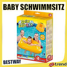 Baby Swim Safe Kinder Schwimmsitz Step A 76 CM Rückenlehne