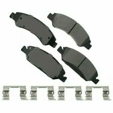 Akebono ACT1363 Front Ceramic Brake Pads