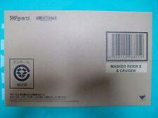S.H.Figuarts Kamen Rider X & Cruiser Set Tamashii Japan