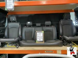 Holden Cruze JH Complete Leather Interior