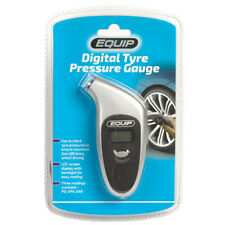 Digital indicador de la presión del neumático