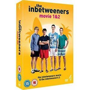 The Inbetweeners Movie 1 & 2 (DVD)