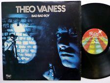THEO VANESS Bad Bad Boy LP disco 1979 VG++ vinyl     #1611