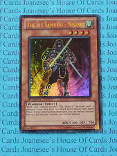 The Six Samurai - Nisashi RYMP-EN091 Ultra Rare Yu-Gi-Oh Card 1st Edition New