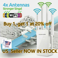 Wifi Repeater Wireless Router Range Extender Signal Booster  US