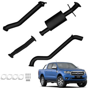 FORD PX RANGER 2016-2020 3.2L TD 3''INCH DPF BACK EXHAUST WITH MUFFLER