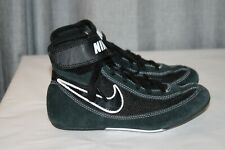 NIKE Speed Youth Wrestling Shoes 36684-001 SZ US 3Y