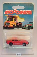 Majorette 1/60 Nr. 247 Porsche 924 Coupe rot OVP #759
