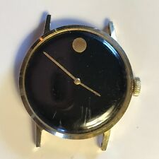 1968 14K Movado Museum Watch